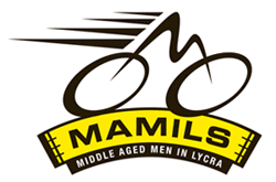 MAMILS – Middle Aged Men In Lycra